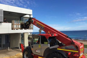 Furniture Movers with Crane Service in Sydney